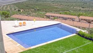 Piscinas de obra en tarragona construcci n de piscinas - Piscinas elevadas de obra ...