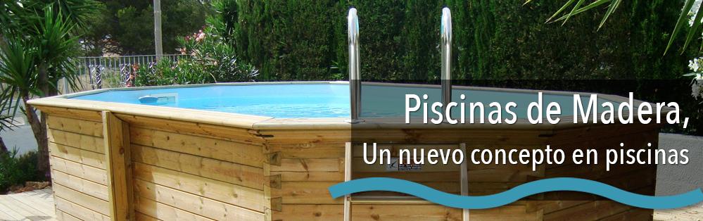 Piscinas de madera en tarragona piscinas con elegancia for Limpiadores de piscinas