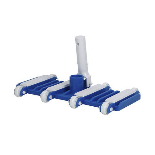 limpiafondos manuales modelo flexible 8 ruedas