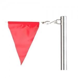 material de competición de piscinas banderines de salida
