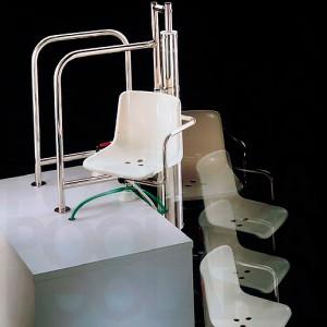 acceso para discapacitados elevador hidraúlico astral