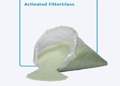 Filterglass, cristal como material filtrante